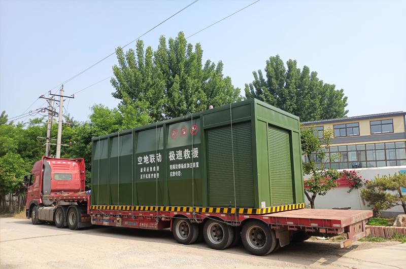 安徽阻隔防爆撬装加油装置